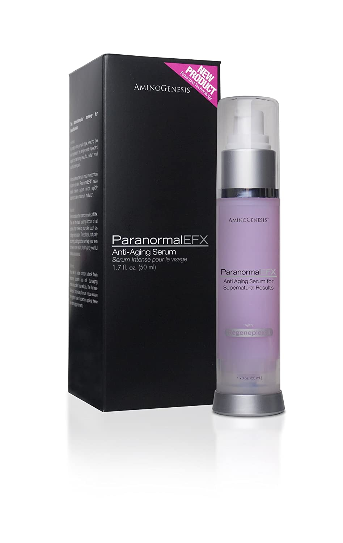 Aminogenesis Paranormal EFX Anti Aging Super Serum, 1.7 Fluid Ounce