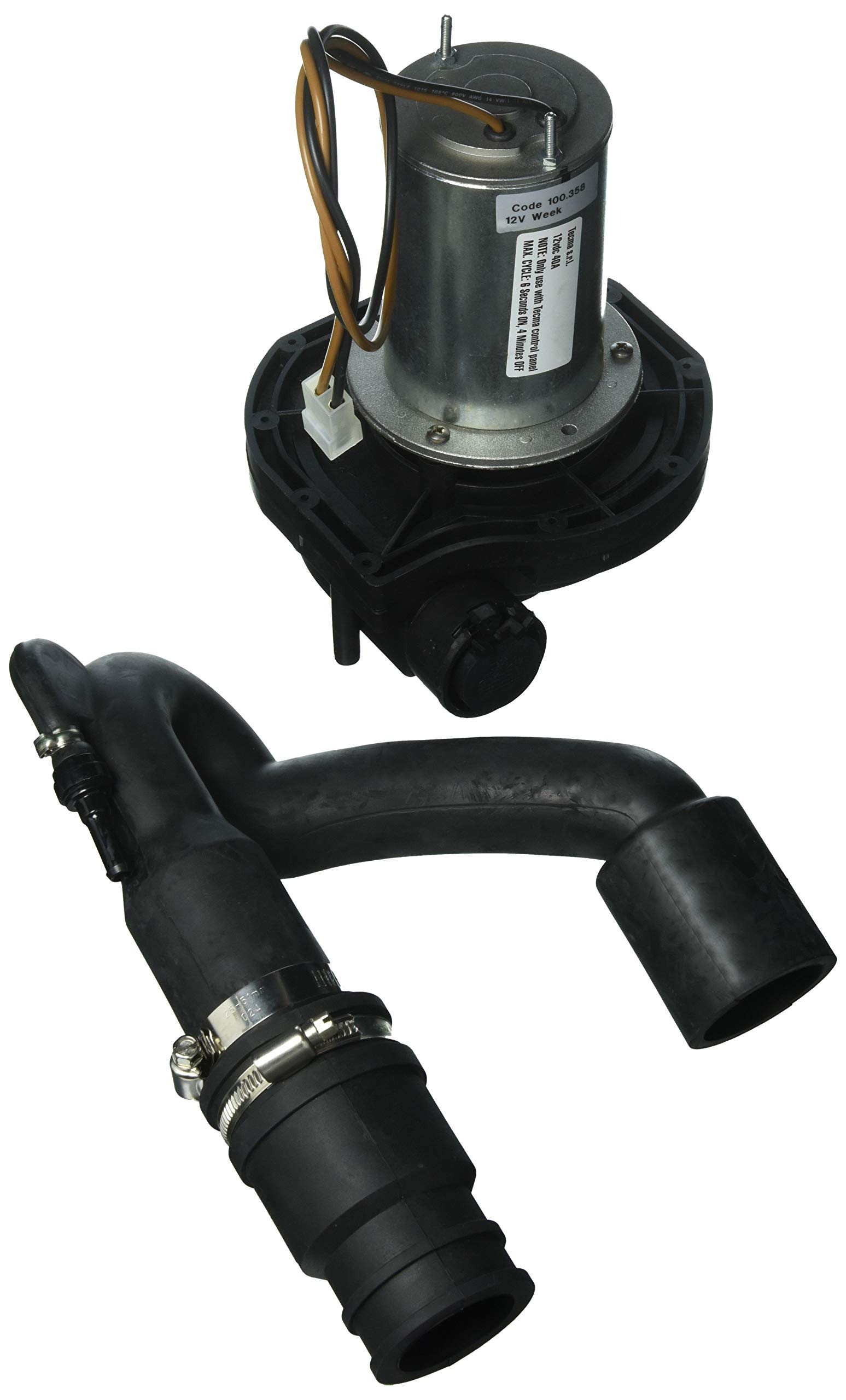 Thetford 38056 12V Toilet Discharge Pump by Thetford (Image #2)