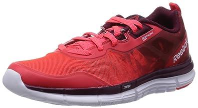 fd543e6feb5 Reebok Women s Zquick Soul Sport Trainer Shoes Red US 8