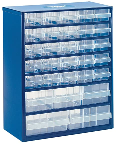 Draper 89470 Expert 30 Drawer Storage Cabinet - Socket ...