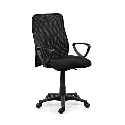 Royal Oak Amber Computer Chair (Black)