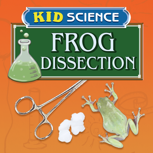 Kid Science: Frog Dissection - Dissection Lab