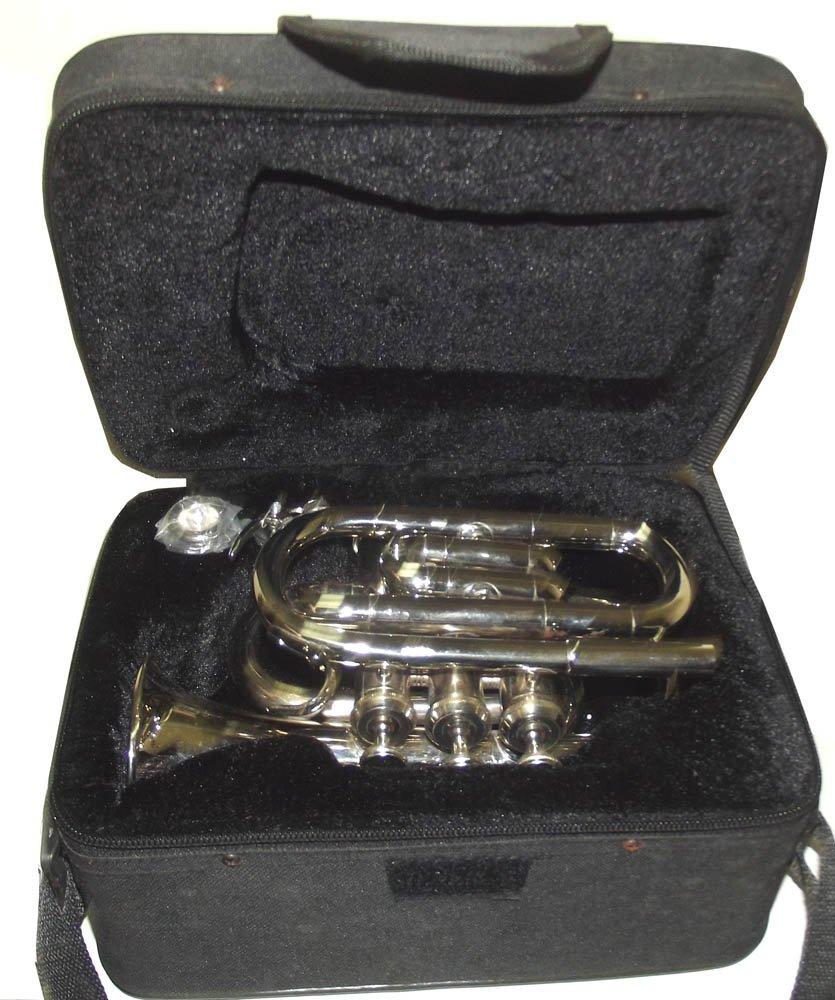 True Bb Zweiss Pocket Cornet, British Designed. A Real Cornet, Not a Pocket Trumpet!