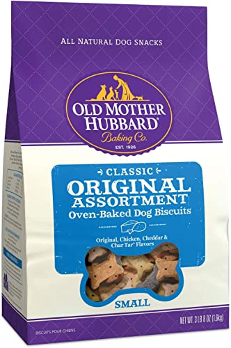 Old Mother Hubbard Classic Original Assortment Biscuits Baked Dog Treat