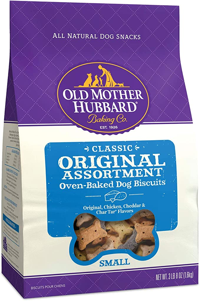 Old Mother Hubbard Natural Classic Dog Treats