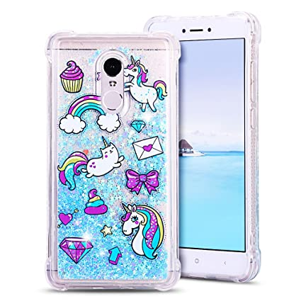 MoEvn Funda Xiao Redmi Note 4 / 4X Redmi Note 4 Liquid Clear ...
