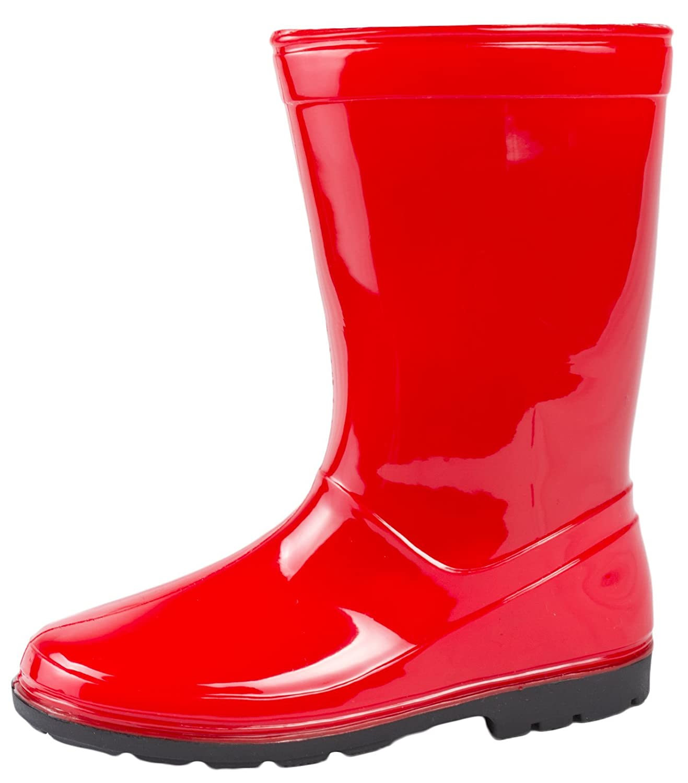 fino a met/à polpaccio ideali per neve e pioggia Stivali per bambini