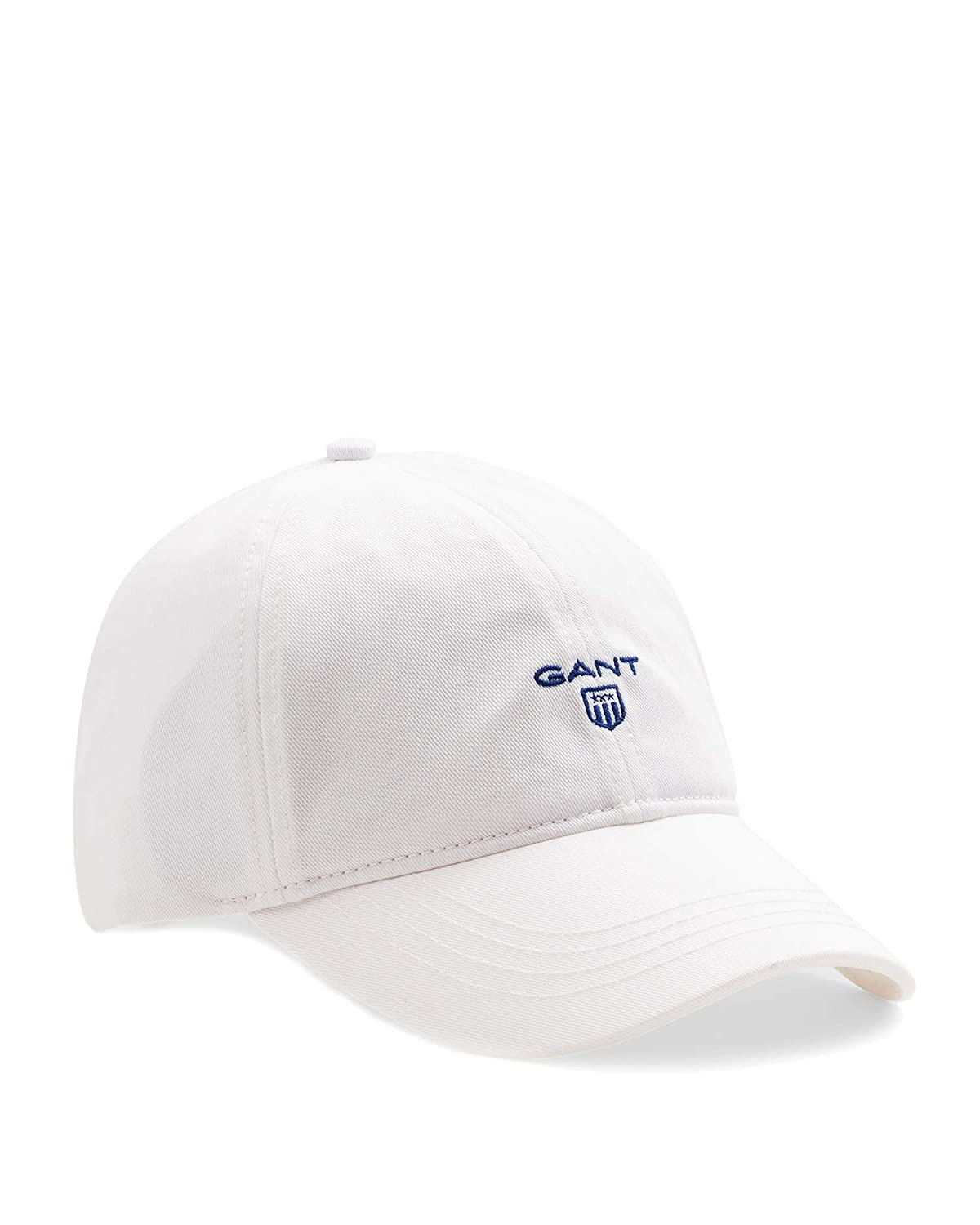 Gant Mens Twill Cap White: Amazon.es: Ropa y accesorios