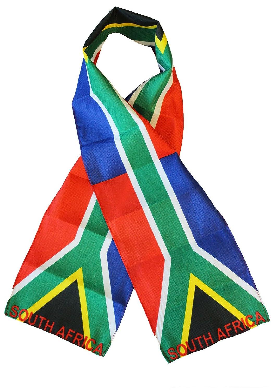 Lightweight Flag Scarf South Africa