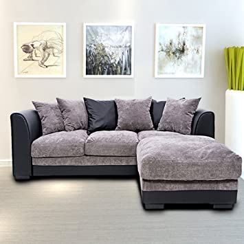 Tuff Concepts Modern Design Corner Group Sofa Set Right And Left New Modern Living Room Furniture Uk Concept