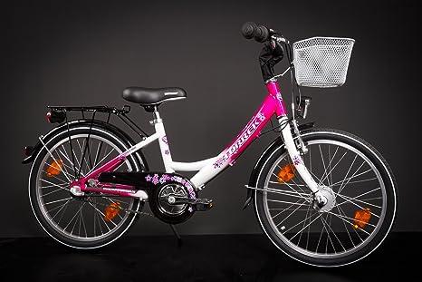 20 pulgadas bicicleta infantil niña Cilindro de City Bike Shimano ...