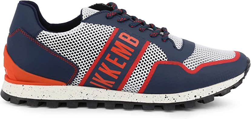 Scarpe Basse Sneakers Uomo Bianco (Fend ER_2084