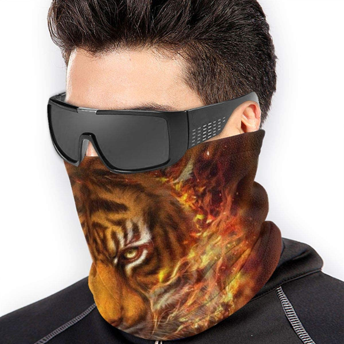 Protection for Outdoor Sport Breathable Neck Gaiter Face Mask
