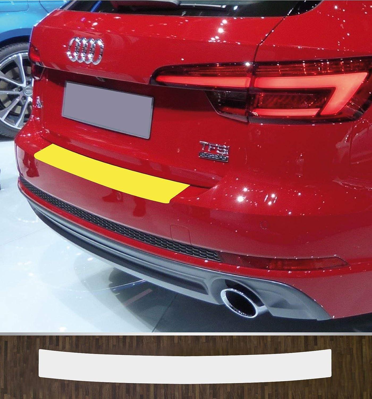 pellicola protettiva per bordo di carico trasparente is-tuning su misura per Audi A4 B9 Avant a partire dal 2015