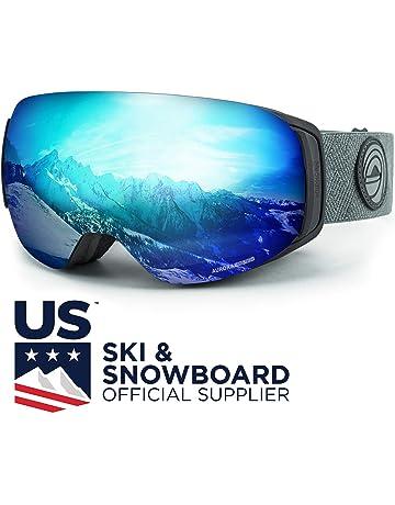 13cec20d721 WildHorn Outfitters Roca Ski Goggles   Snowboard Goggles- Premium Snow  Goggles for Men