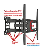 Husky Mounts Full Motion TV Wall Mount for Most