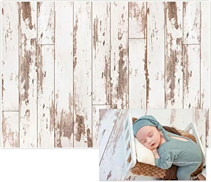 Teal Wood Backdrop photography Rubber Backed Wood Floor Rustic Wood Durable Flooring Newborn Childrens Photography