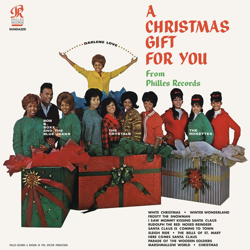 Christmas Gift for You [Vinyl] by Various