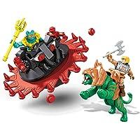 Mega Construx Masters of The Universe Battle Cat Vs. Roton, multi (GPH23)