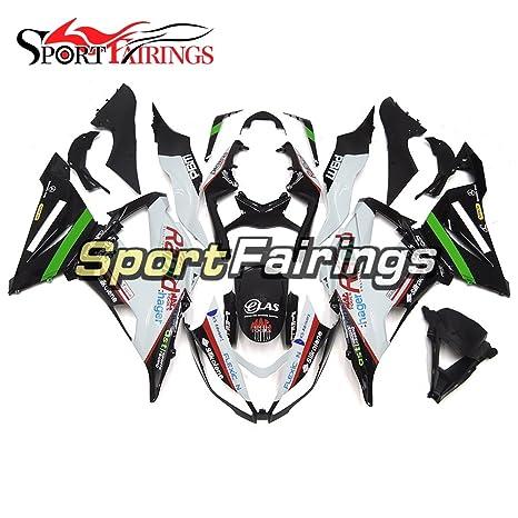 sportfairings Inyección ABS plástico motocicleta carrocería para Kawasaki ZX6R ninja636 año 2013 2014 2015 2016 Cubierta