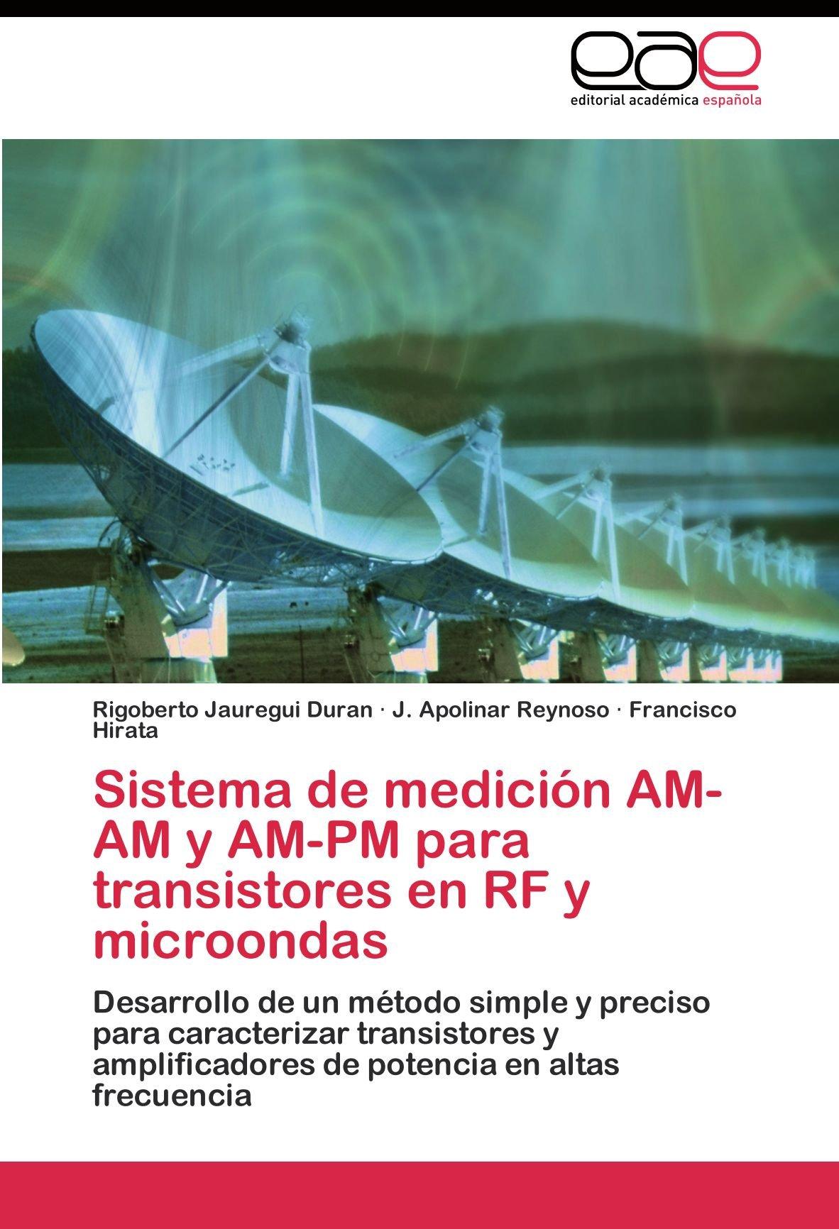 Sistema de medición AM-AM y AM-PM para transistores en RF y ...