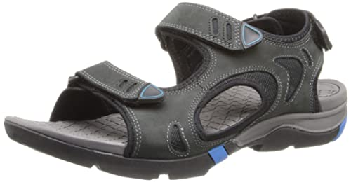 00373c70ddf Clarks Men s Wave Tour Wedge Sandal