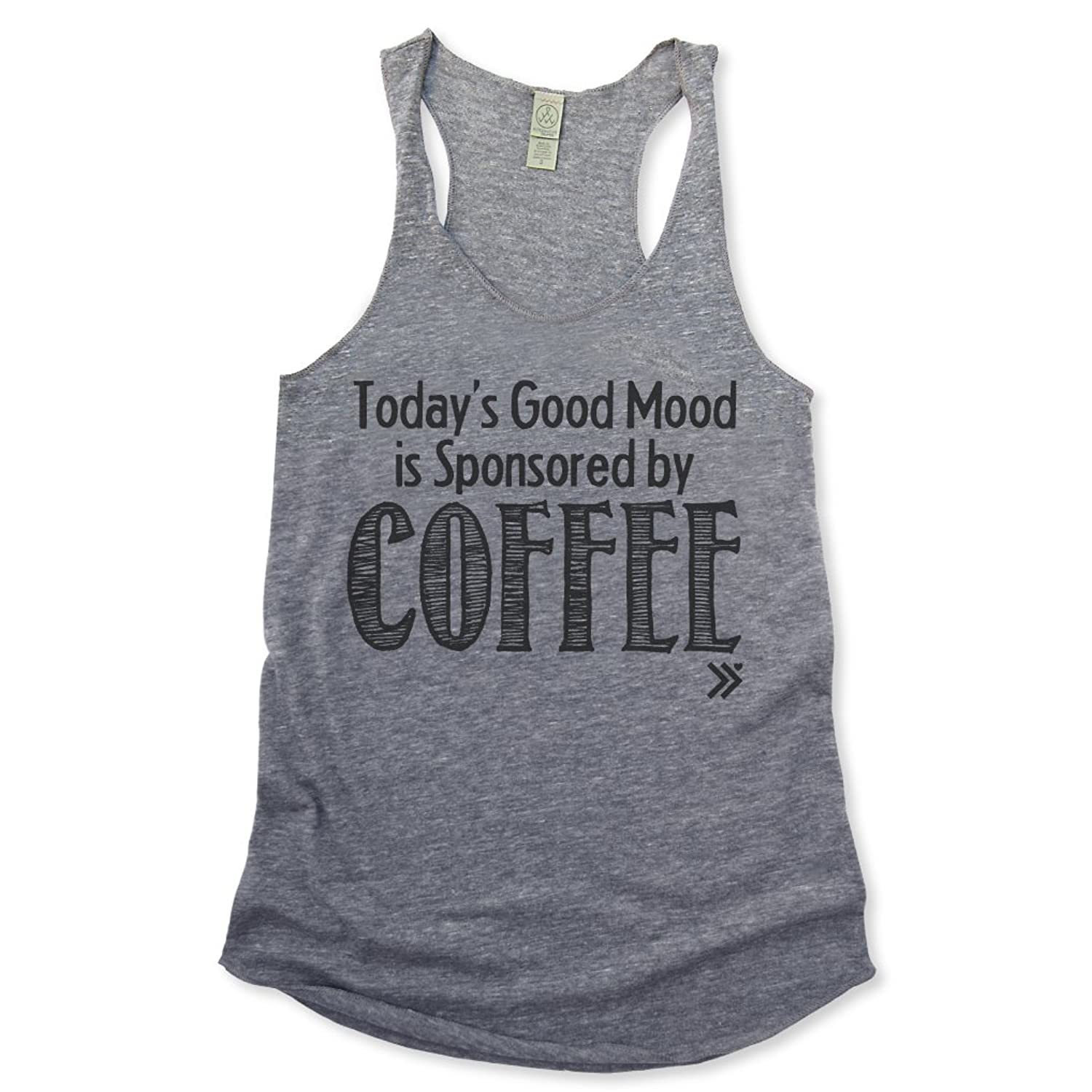 Everfitte Today's Good Mood Sponsored By Coffee Eco-tank x
