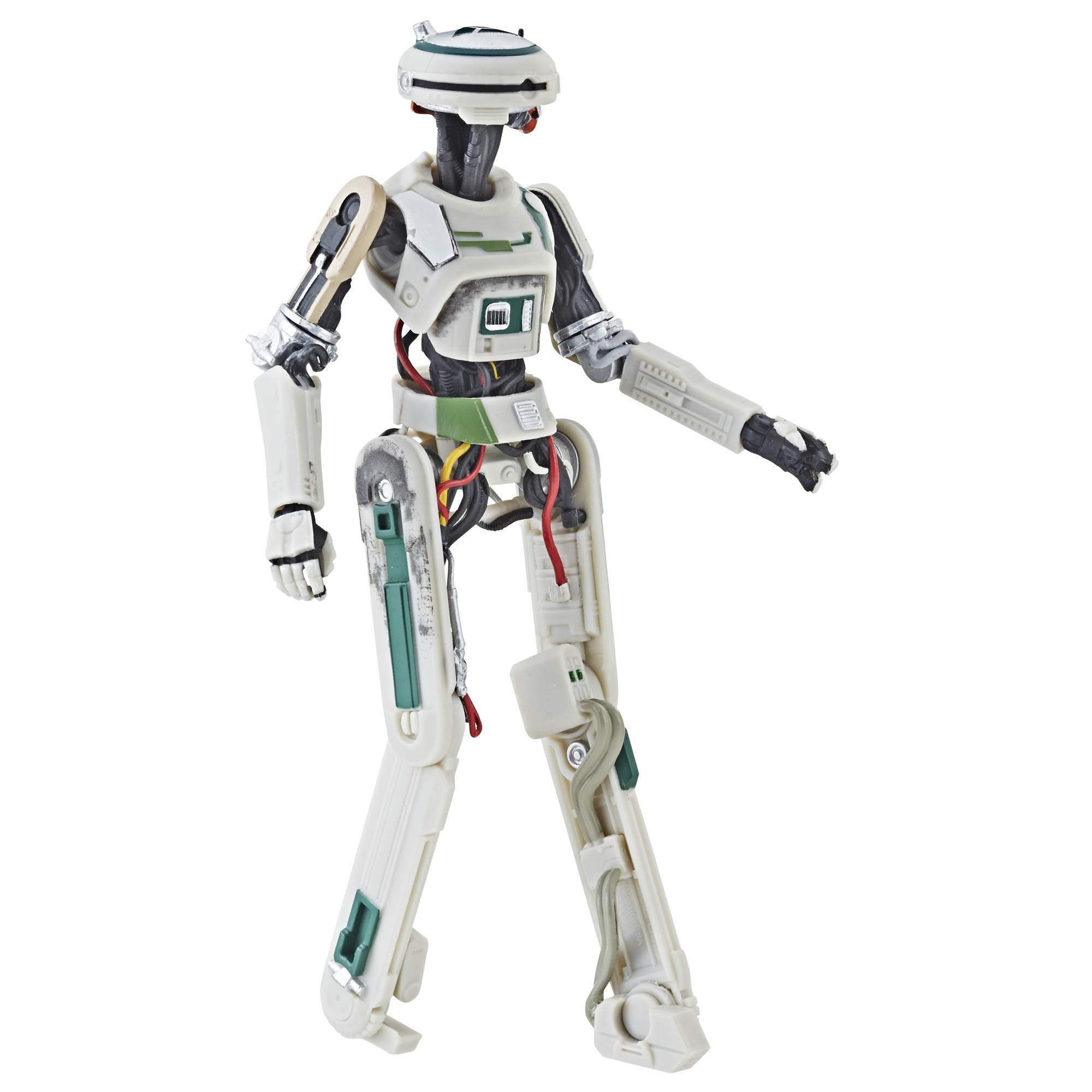 "Star Wars E2613 The Black Series 6"" L3-37 Figure"