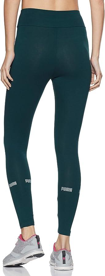 PUMA Damen Amplified Leggings Sporthose, Cotton Black, XS