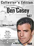 Ben Casey TV Series-Volume ONE-4 Disc Set-20 Classic Episodes-1961