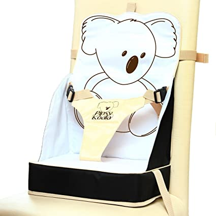 Amazon.com: Pipsy Koala on the go Asiento elevador de coche ...