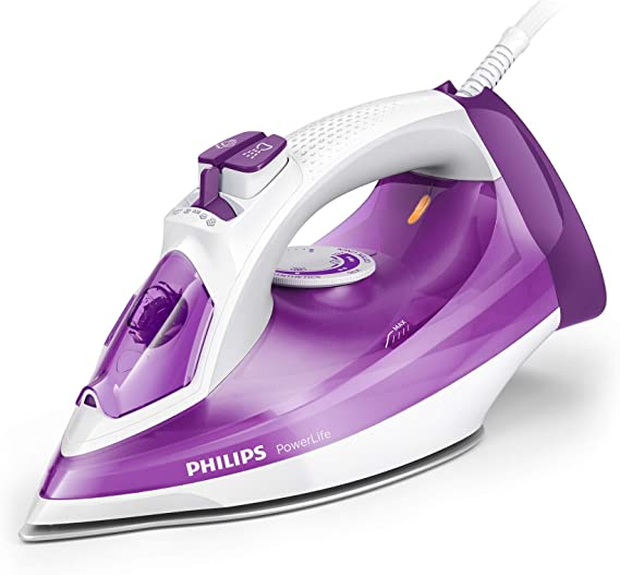 Philips PowerLife Steam iron, 2300 Watts GC2991-36: Buy Online at Best Price in KSA - Souq is now Amazon.sa