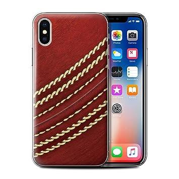 eSwish Carcasa/Funda Dura para el Apple iPhone X/10 / Serie ...