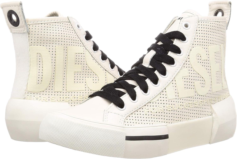 Diesel Womens S-dese Mid Cut W-Sneaker M