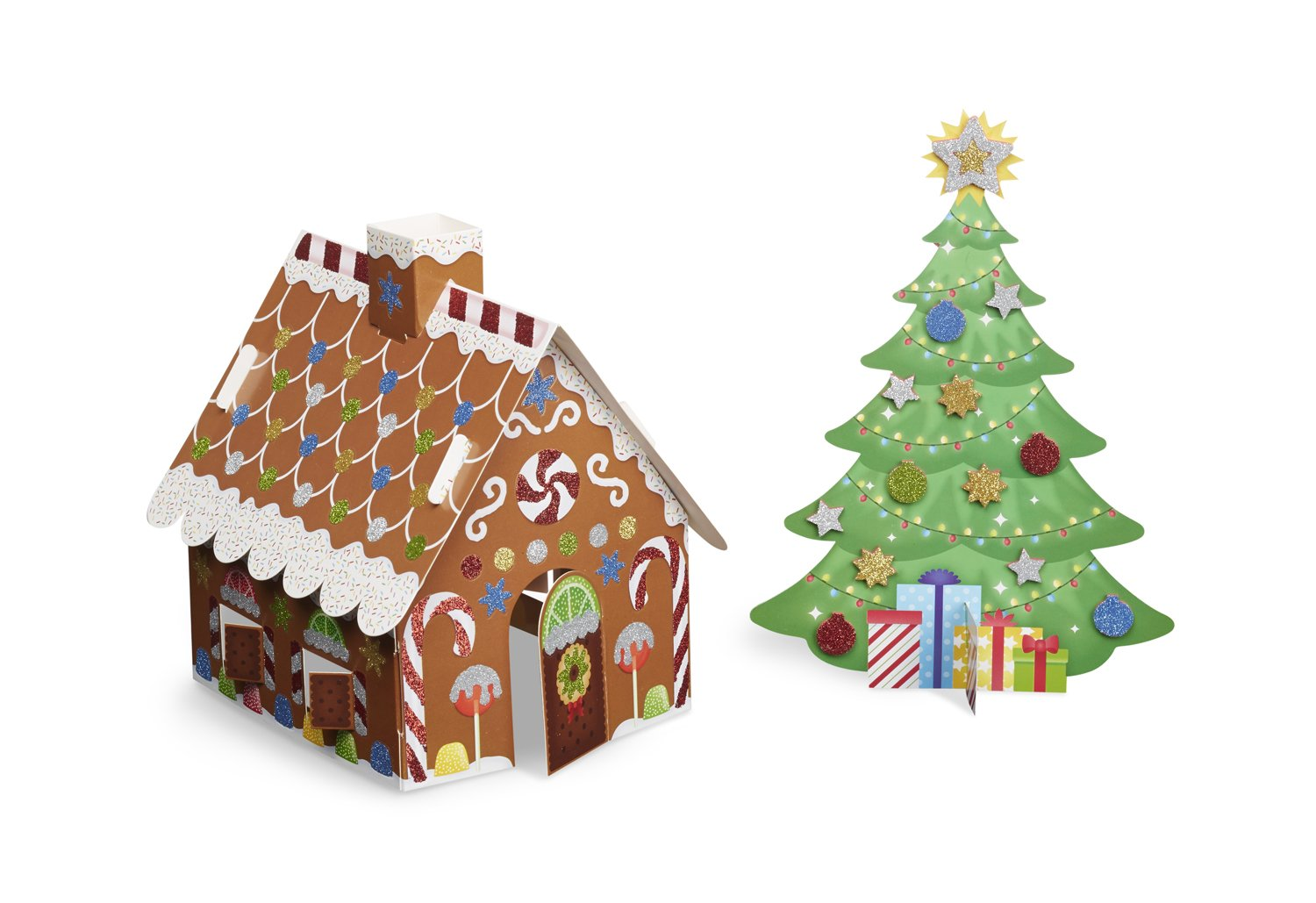 Christmas pictures free tree house