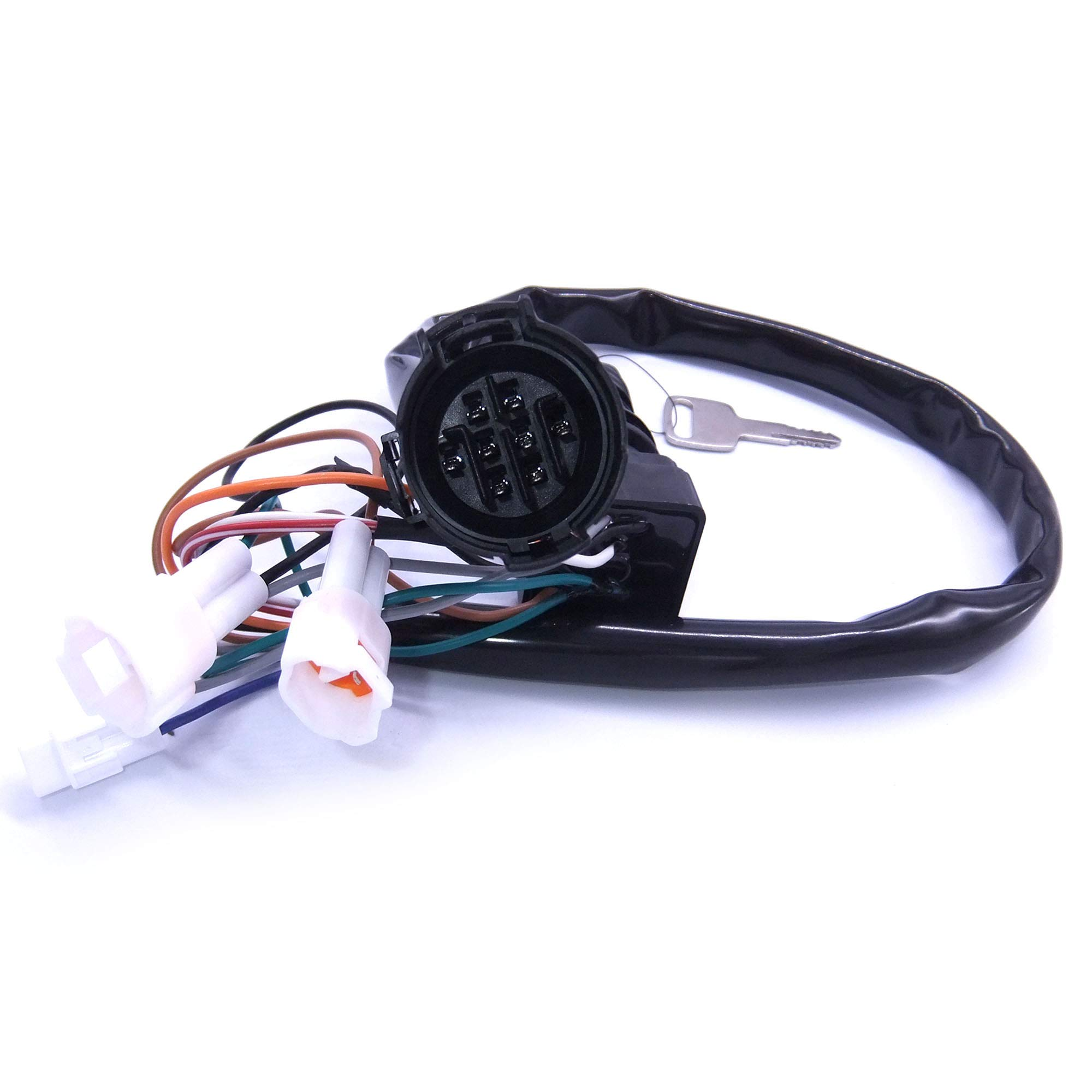 SouthMarine 37110-93J00 37110-93J01 Boat Motor Ignition Switch Assembly for Suzuki Outboard Motor by SouthMarine (Image #3)