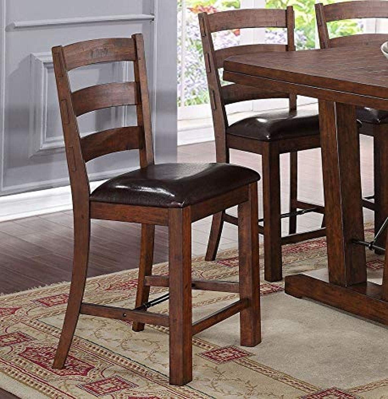 New Classic Furniture Lanesboro Chair, Brown