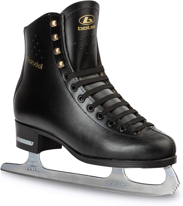 Botas - Made in Europe (Czech Republic) / Figure Ice Skates for Men, Boys, Women, Girls/Sabrina Blades