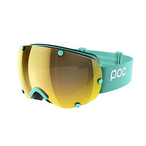 d4849752623 Amazon.com   POC Lobes Clarity Goggles for Skiing and Snowboarding with  Extra Lens