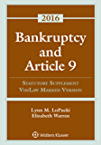 Bankruptcy and Article 9: 2016 Statutory Supplement, VisiLaw Marked Version (Supplements)