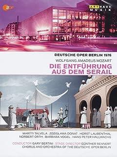 Mozart, Wolfgang Amadeus - Die Entführung aus dem Serail Alemania DVD: Amazon.es: Wolfgang Amadeus Mozart, Zubin Mehta, Zubin Mehta: Cine y Series TV