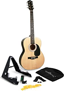 Amazon Com Martin Smith W 100 Rd Pk Full Size Acoustic Guitar With