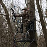 Rivers Edge One Man Ladder Stand, Lockdown Wide