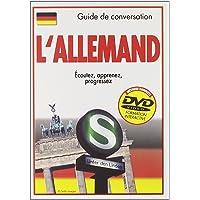 L'Allemand - Guide de conversation - Ecoutez, apprenez, progressez