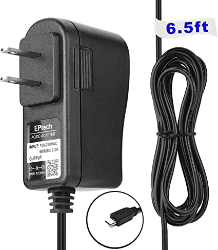 Car+Wall Charger Adapter for RCA VOYAGER III RCT6973W43 Voyager 7 RCT6873W42 Tab