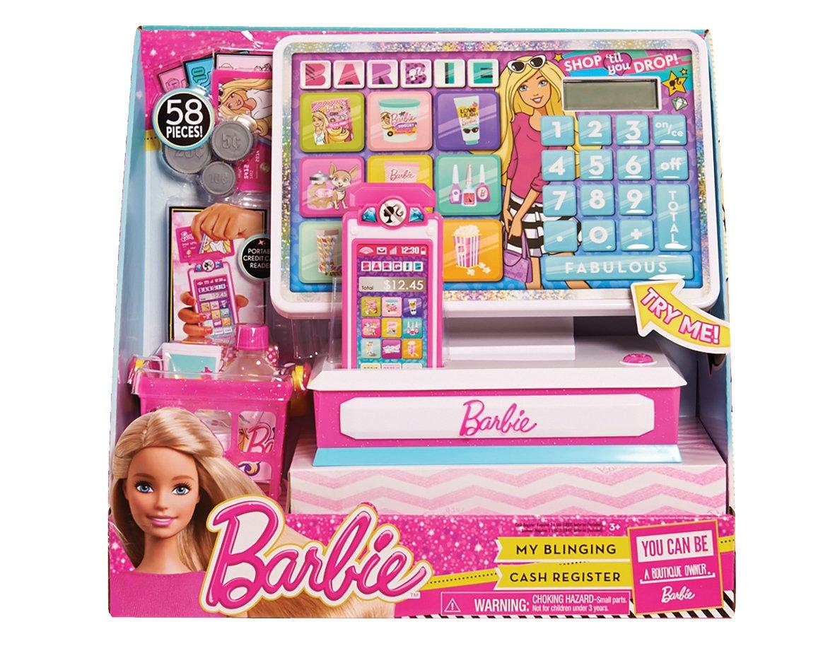 Barbie Blinging Cash Register Toy by Barbie (Image #2)