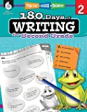 180 Days of Writing for Second Grade - An Easy-to-Use Second Grade Writing Workbook to Practice and Improve Writing…