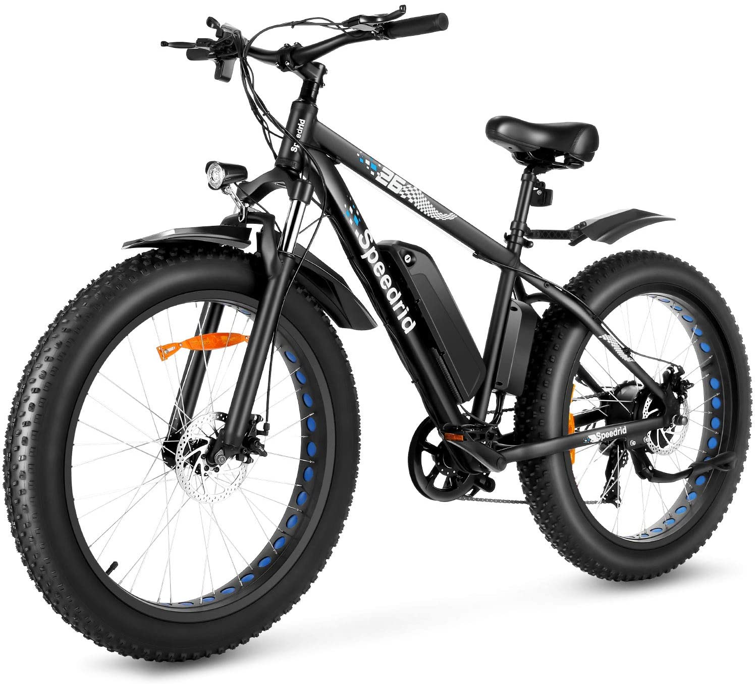Speedrid Fat Tire Electric Bike