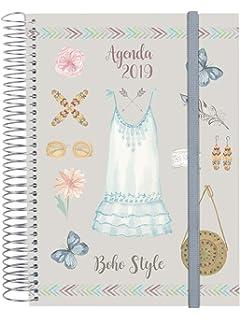 Agatha Ruiz de la Prada 38408 - Agenda anual día página 2019 ...