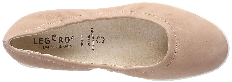 Legero Legero Legero Damen Maleo Geschlossene Ballerinas  c7dc25